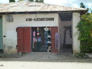 A_shop_named_after_Kim_Kardashian_in_Mafia_Island,Tanzania